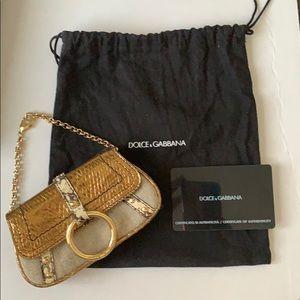 Dolce & Gabbana mini coin purse